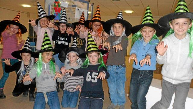 Exposition : les enfants n'ont pas peur des sorcières
