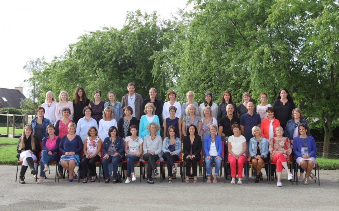 530 élèves ont fait leur rentrée à l'école Argoat-Sacré-Coeur