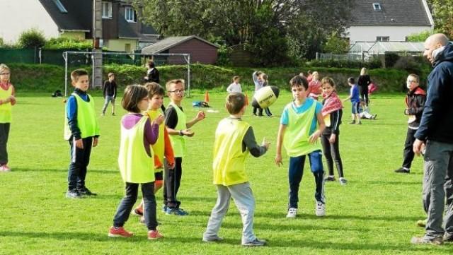 Écoles privées. À la découverte du rugby