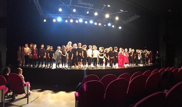 CE1 : Théâtre