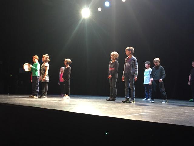 CE2 : Théâtre