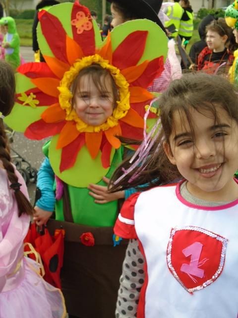 Le carnaval de l'Argoat met le sourire aux lèvres