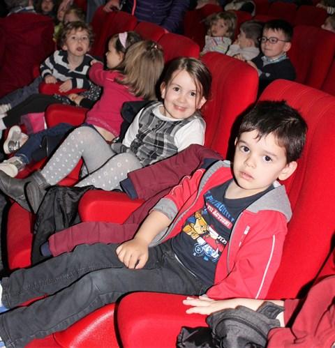 Filière bilingue : Séance de cinéma en breton