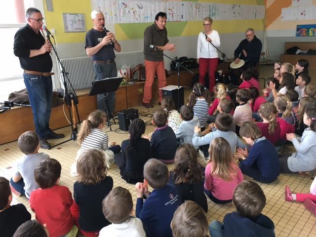 Musique et danse bretonnes à l'honneur