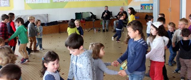 Filière bilingue : Mini fest deiz