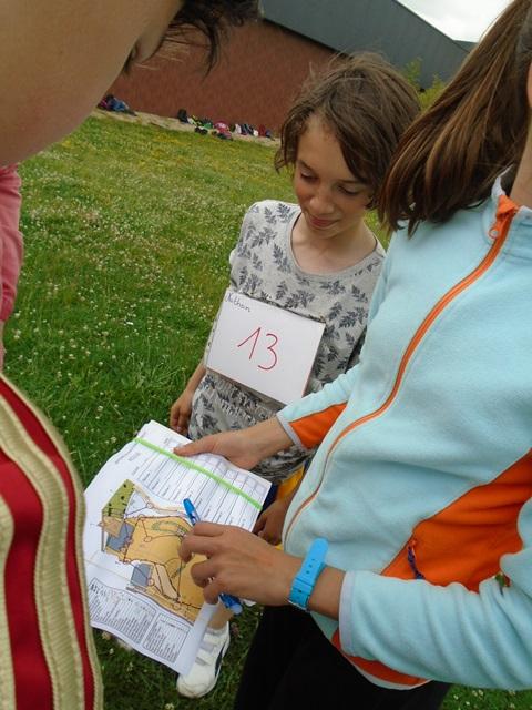 CM2/6ème : Défi lecture et course d'orientation