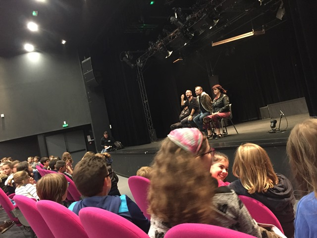 CM2 : La belle leçon de théâtre