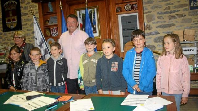 CM1 : Résultats du conseil municipal des enfants