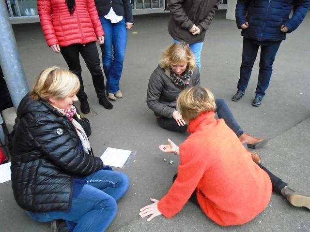 Equipe éducative : Formation Jeux de cour