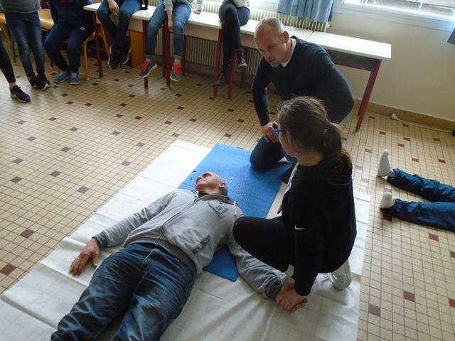 CM2 : Initiation aux premiers secours