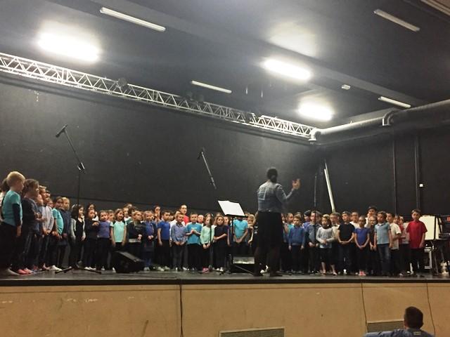 CP/CE1/CE2 : Chorale
