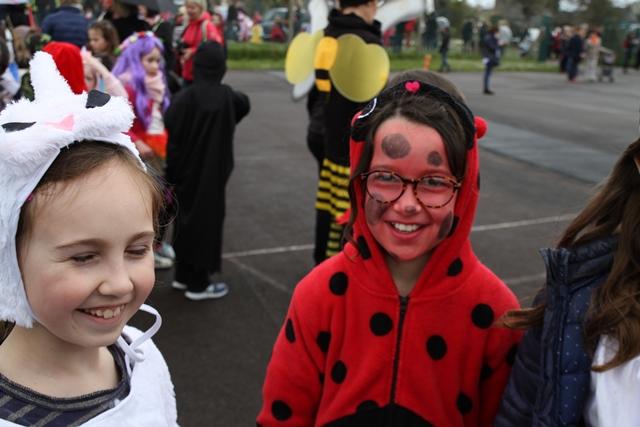 Défilé de Printemps : Grand défilé des enfants