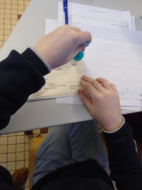 CM1/CM2 bilinge : Election des délégués