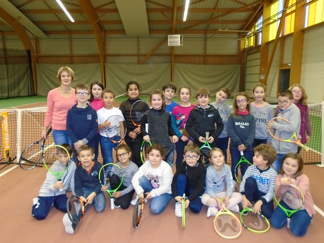 CE1 : Cycle de tennis