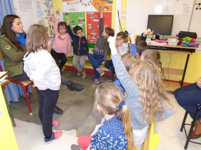 CP & ULIS : Ateliers de lecture