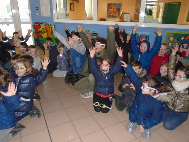CP & ULIS : Fêter les 100 jours d'école