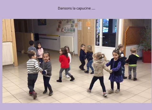 TPS/PS : Dansons la capucine