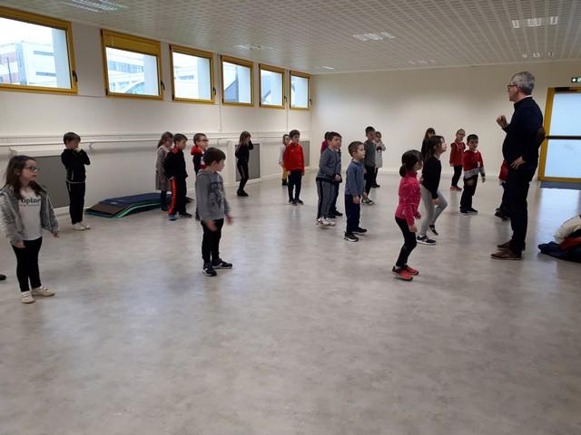 CP / Projet danse