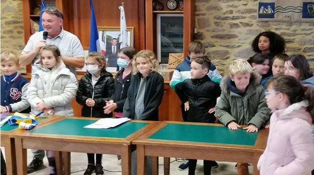 CM1 : Les écoliers ont élu leur conseil municipal