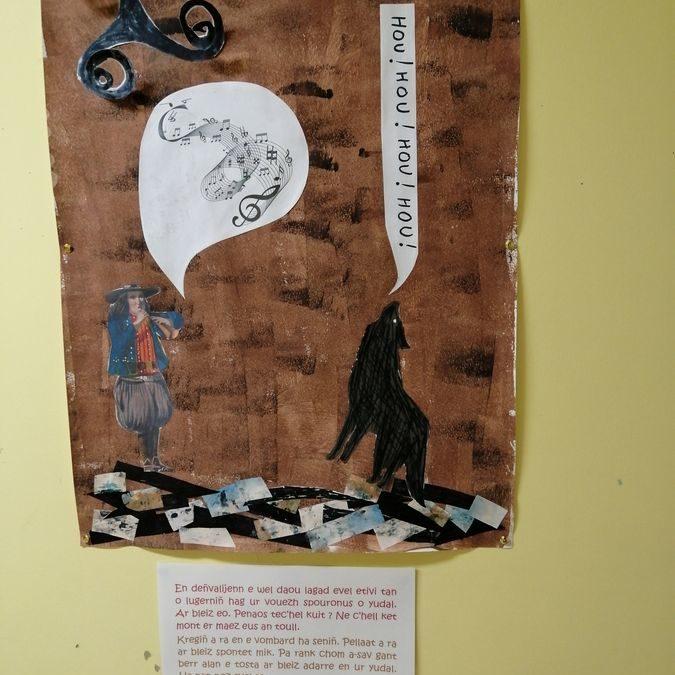CE1/CE2 bilingue : Semaine en breton