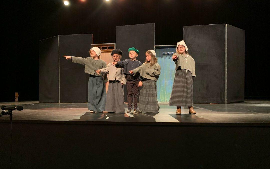 Projet théâtre en filière bilingue