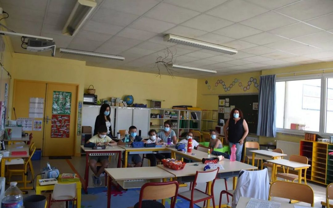 Un projet de classe flexible à l'Argoat